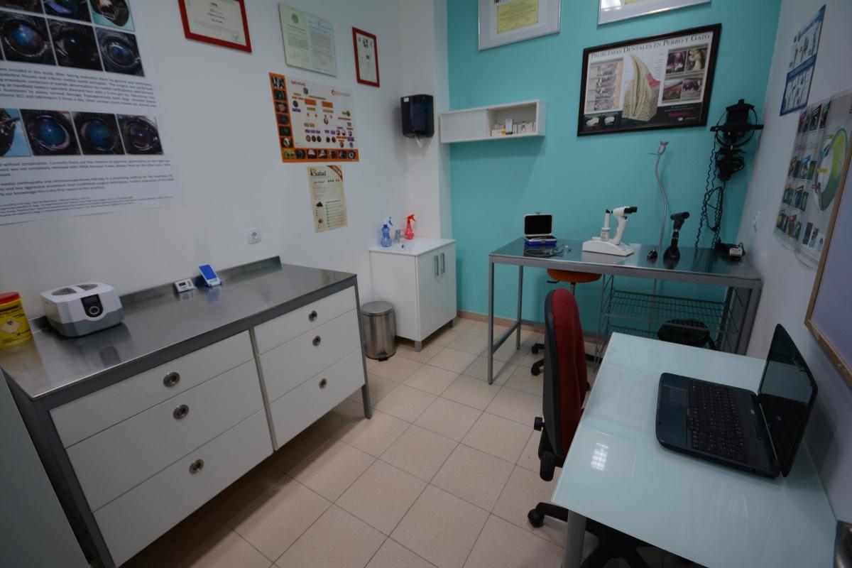 centro veterinario mesa y l pez las palmas